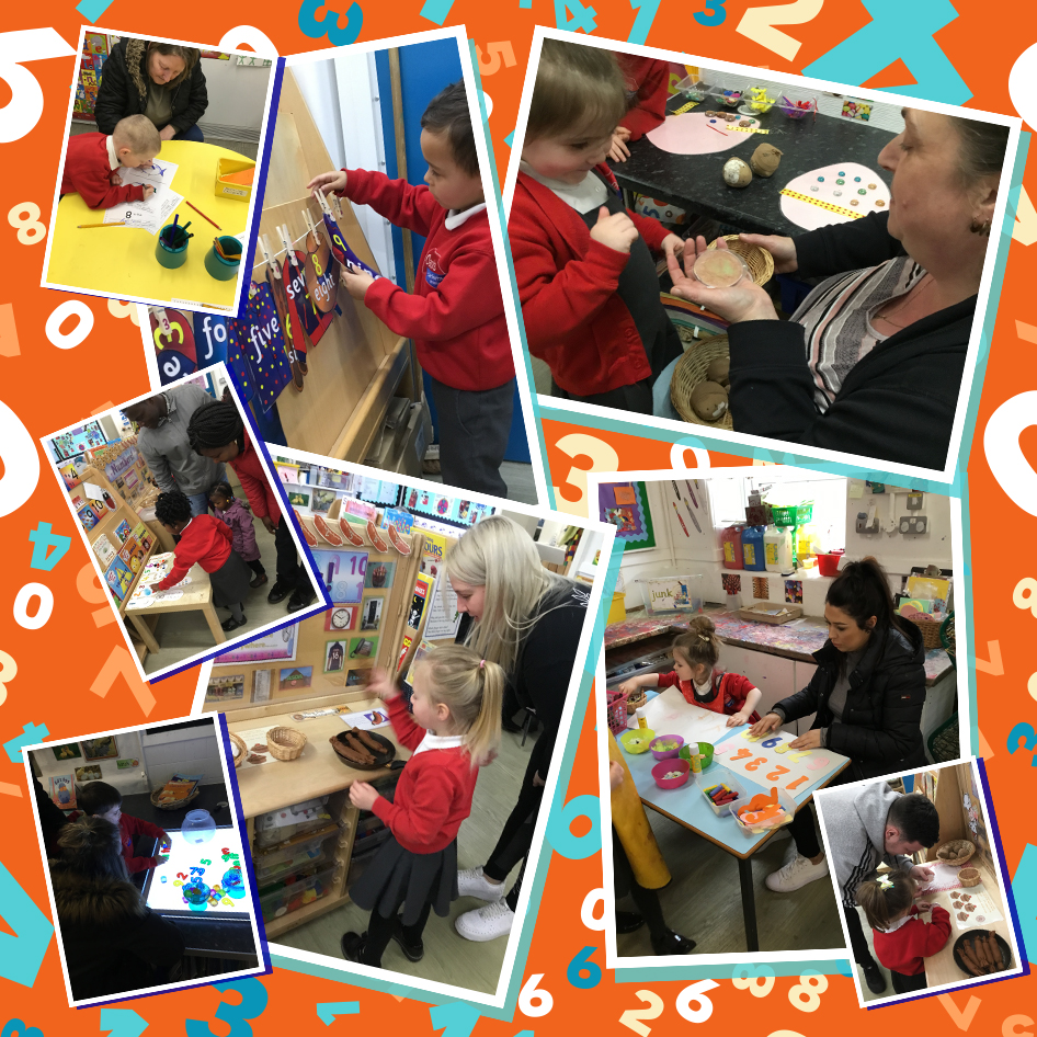 Nursery Maths Day