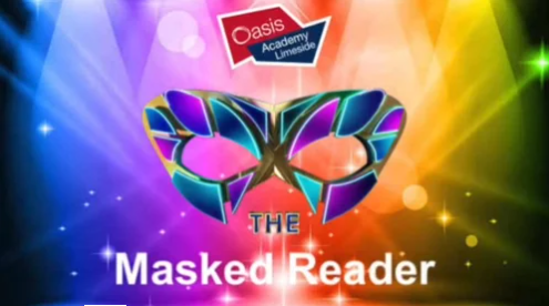 The Masked Reader 2021 - The Reveal