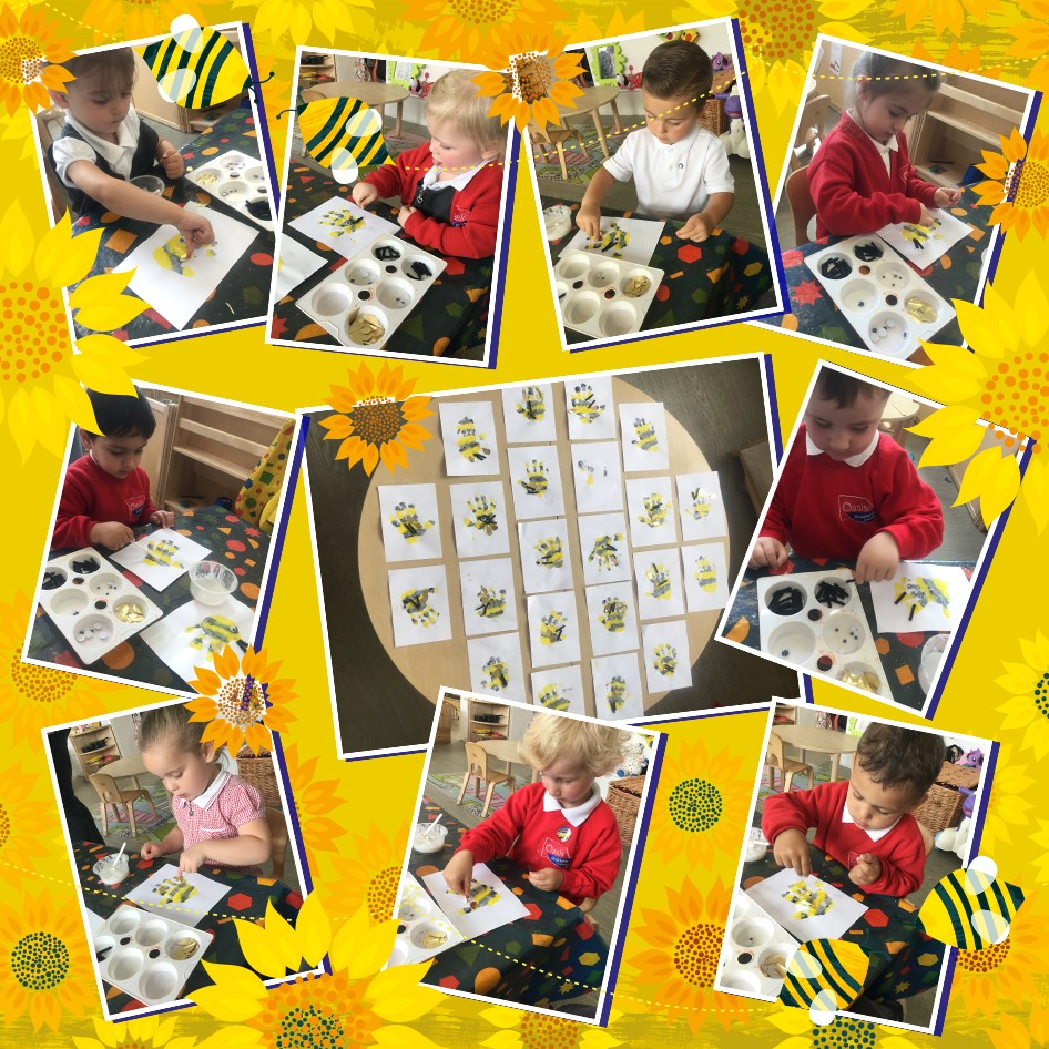 Creating our very own Manchester bees